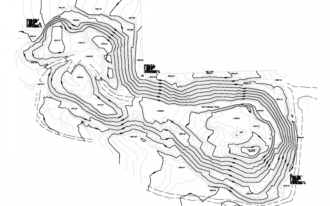 Topographic Surveys & Construction Layout